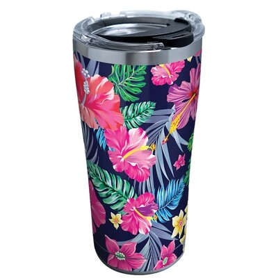 STAINLESS STEEL COLORFUL TROPICAL 20 OZ.