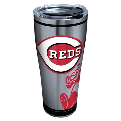 MLB CIN REDS GENUINE.SS.SS1.DPT.30.OZ.EA.BK7