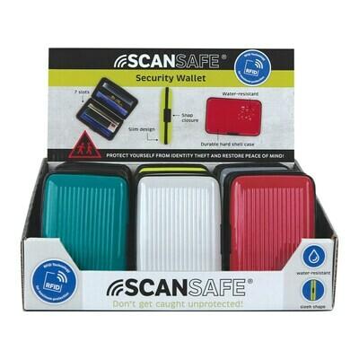 Scansafe Aluminum Card Case