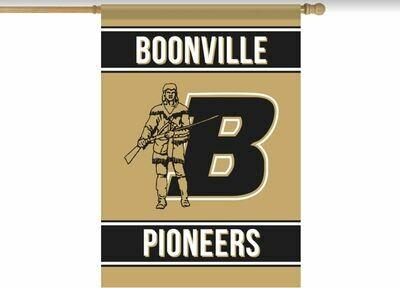 Boonville Garden Flag