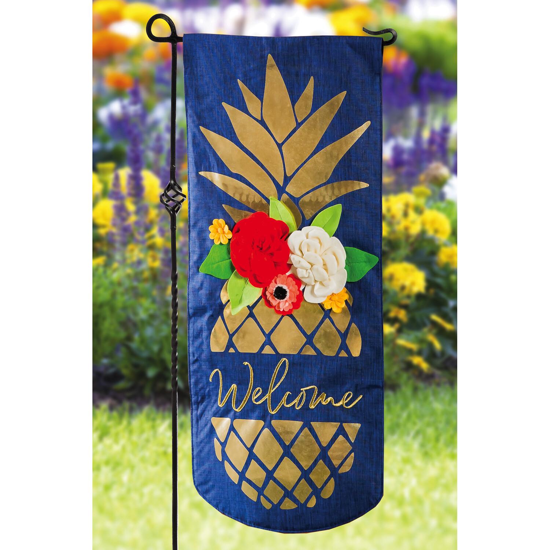 Pineapple Welcome Door Decor