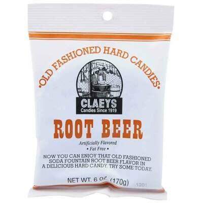 Claey's Hard Candies - Root Beer