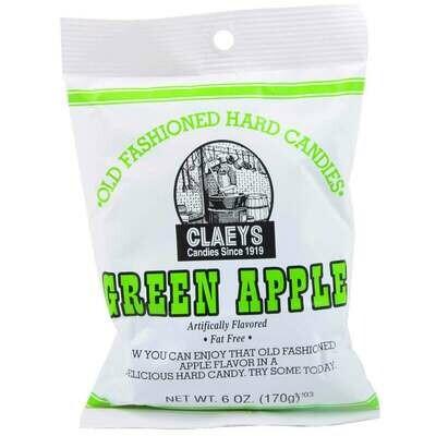 Claey's Hard Candies - Green Apple