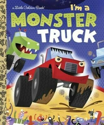 I'm a Monster Truck LGB