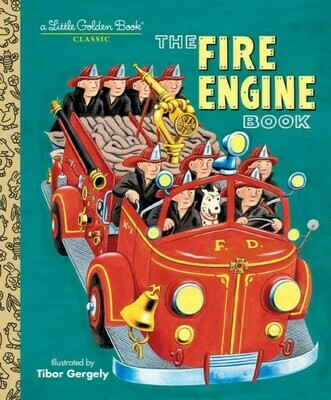 The Fire Engine Book LGB