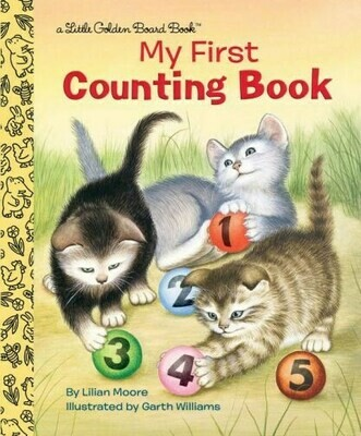 My First Counting Book LGB