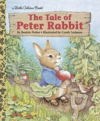 The Tale of Peter Rabbit  LGB