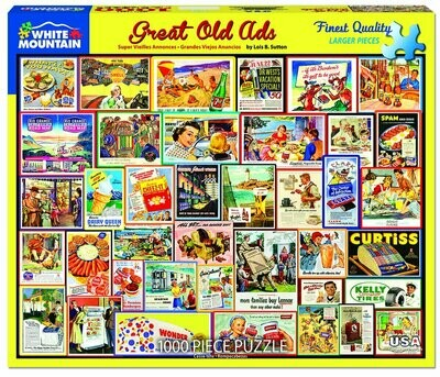Great Old Ads Puzzle
