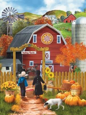 Valley Farm - 500 Piece