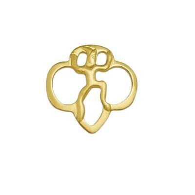 Brownie GS Membership Pin