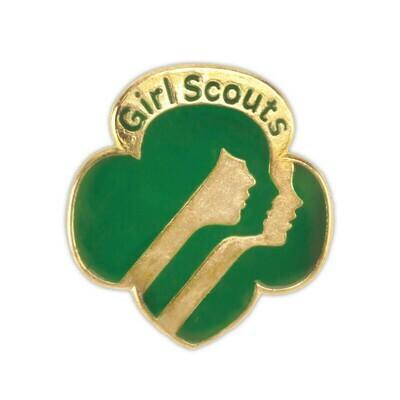Original GS Membership Pin Green