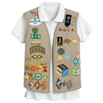 Cadette/Senior/Ambassador Vest