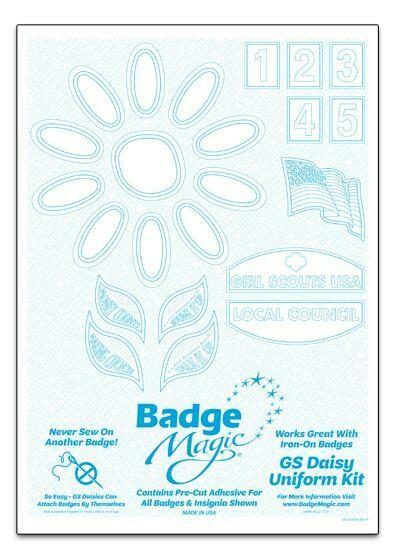 Badge Magic - Daisy