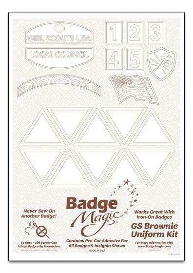 Badge Magic - Brownie