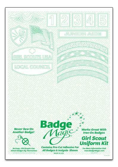 Badge Magic - Junior