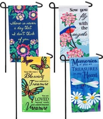 Memorial Mini Flags