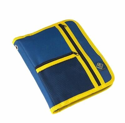 Cub Scout Handbook Cover Blue/Gold