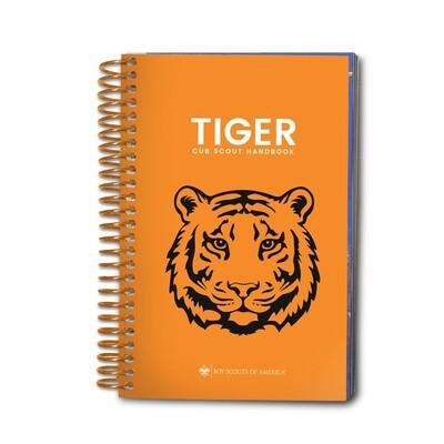 Cub Scout Handbook Tiger Coil 2018