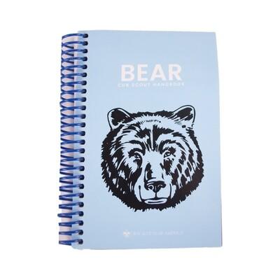 Cub Scout Handbook Bear Coil 2018