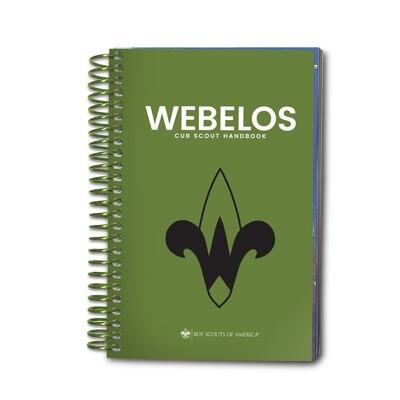 Cub Scout Handbook Webelos Coil 2018