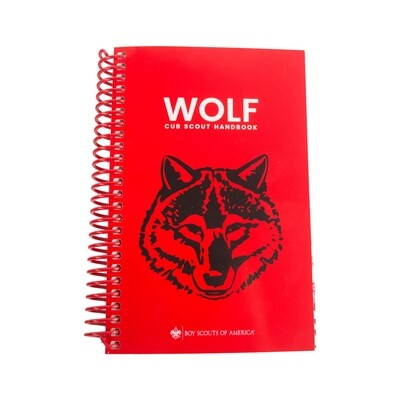 Cub Scout Handbook Wolf Coil 2018