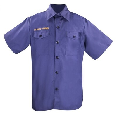 Cub Scout Navy Youth Shirt
