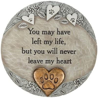Garden Stone - Pet Heart
