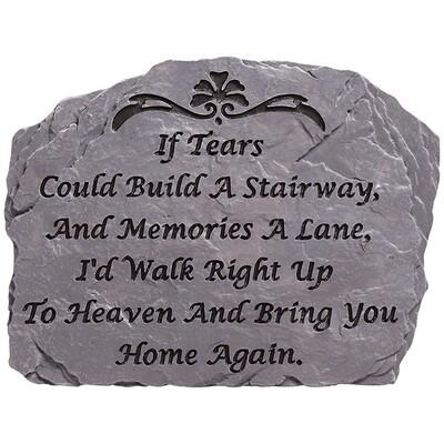 Garden Stone - Tears
