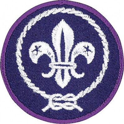 World Scouting Crest Emblem