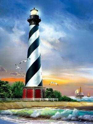 Cape Hatteras Lighthouse - 500 piece