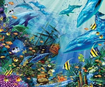 Return to Treasure Island - 1000 Piece