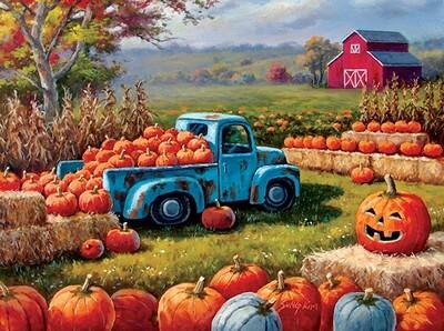 Pumpkin Farm Festival - 1000 piece