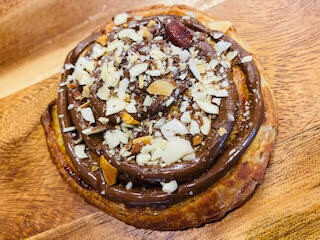 Hazelnut Danish