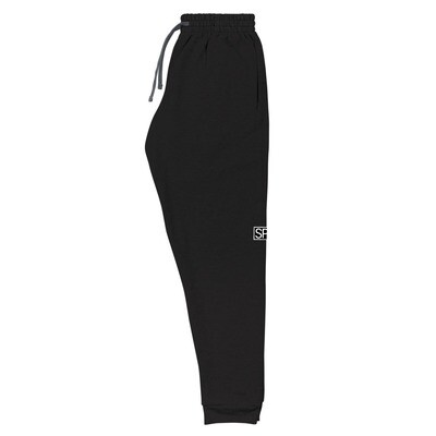 Unisex Joggers, SPIN Logo