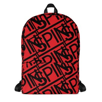 Red Backpack, SPIN Pattern
