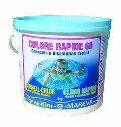 Reva-Klor - Chlore CHOC 60 - 5 kg