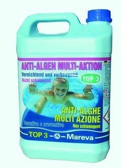 TOP 3 5 L - Algicide 3 actions