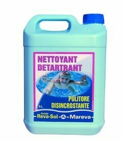 REVA-SOL Acide - Détartrant - 5 L