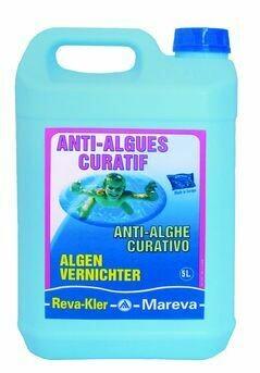 REVA-Kler 5 L - Anti-algues curatif