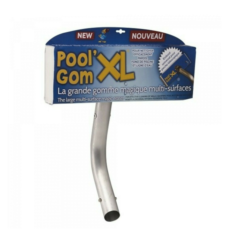 Pool Gom avec manche