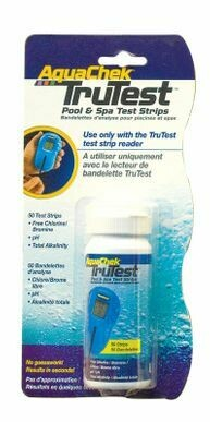 Recharge bandelettes TRUTEST - piscine