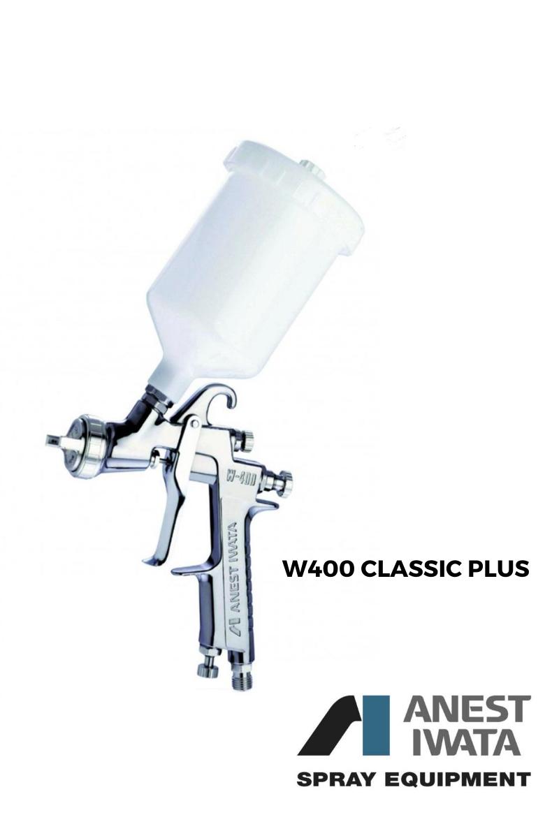 ANEST IWATA W400 CLASSIC PLUS SERB. 600 ML
