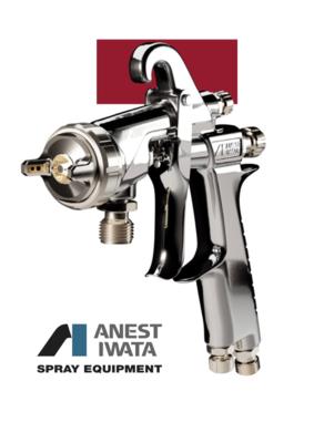 ANEST IWATA W-200 INTEGRA FT
