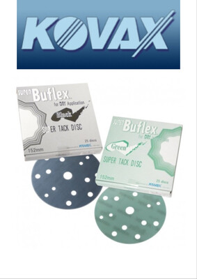 KOVAX BUFLEX DRY D.150  15 FORI CONF. 25PZ