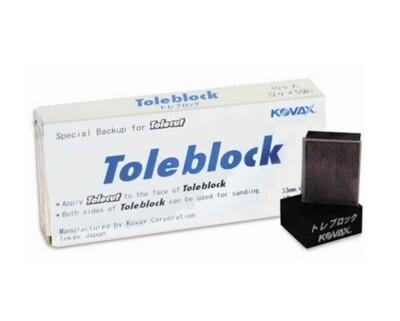 KOVAX TOLEBLOCK TAMPONCINO 26X32 PER TOLECUT
