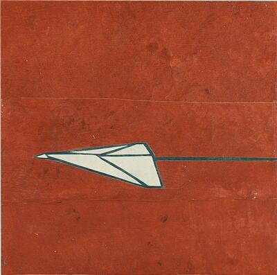 Mini Plane (red)