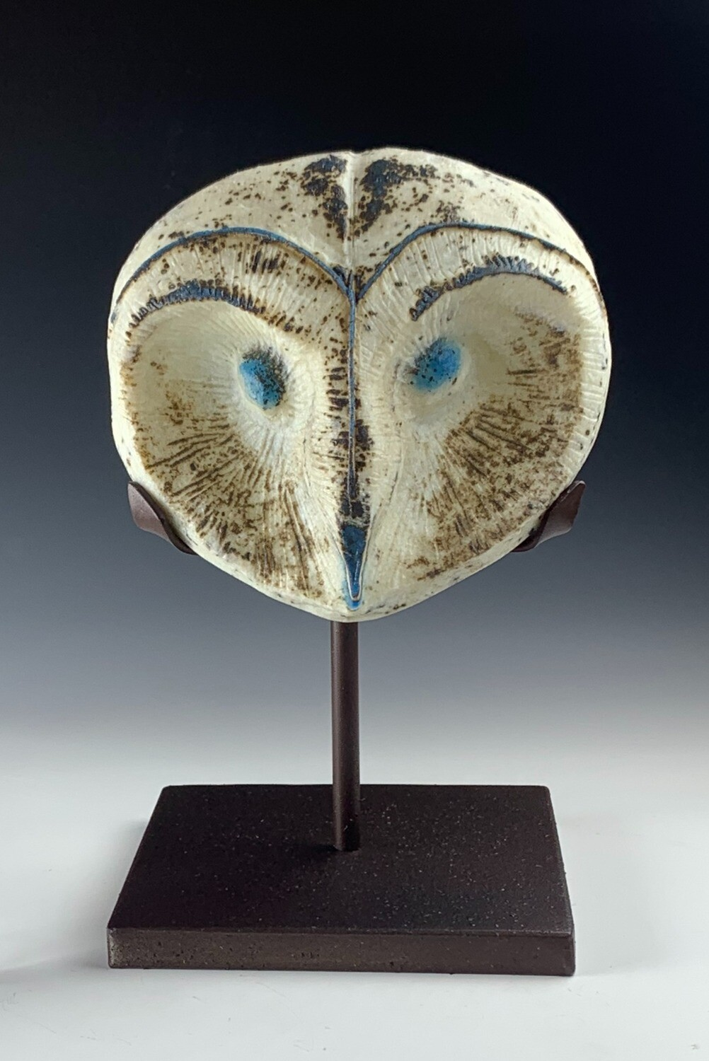 Supernal - Cast Glass Owl