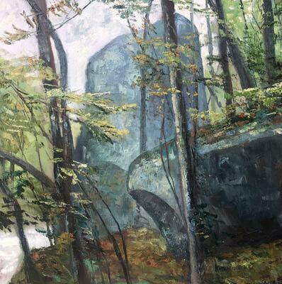 Among The Boulders