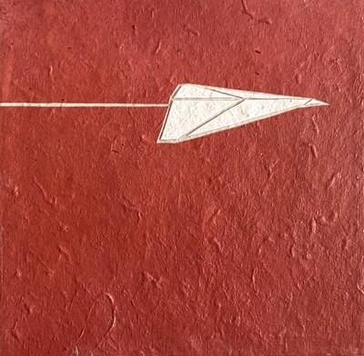 Mini-Plane (Red / Yellow)