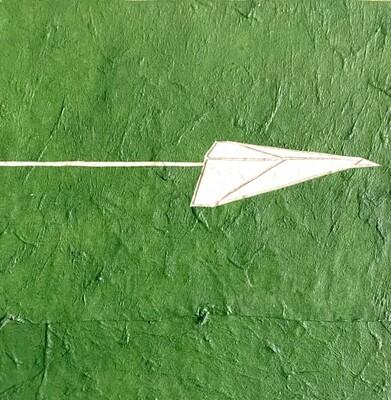 Mini-Plane (Green / Yellow)
